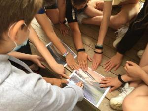 Refugis climàtics i photovoice, la veu de la infància